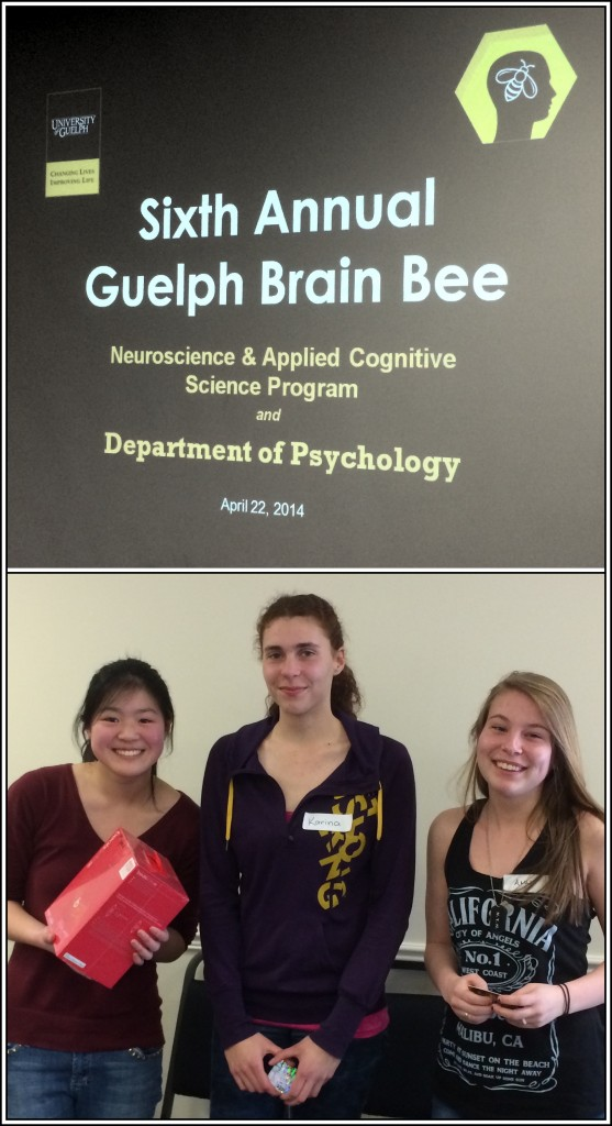 2014 Brain Bee Winners