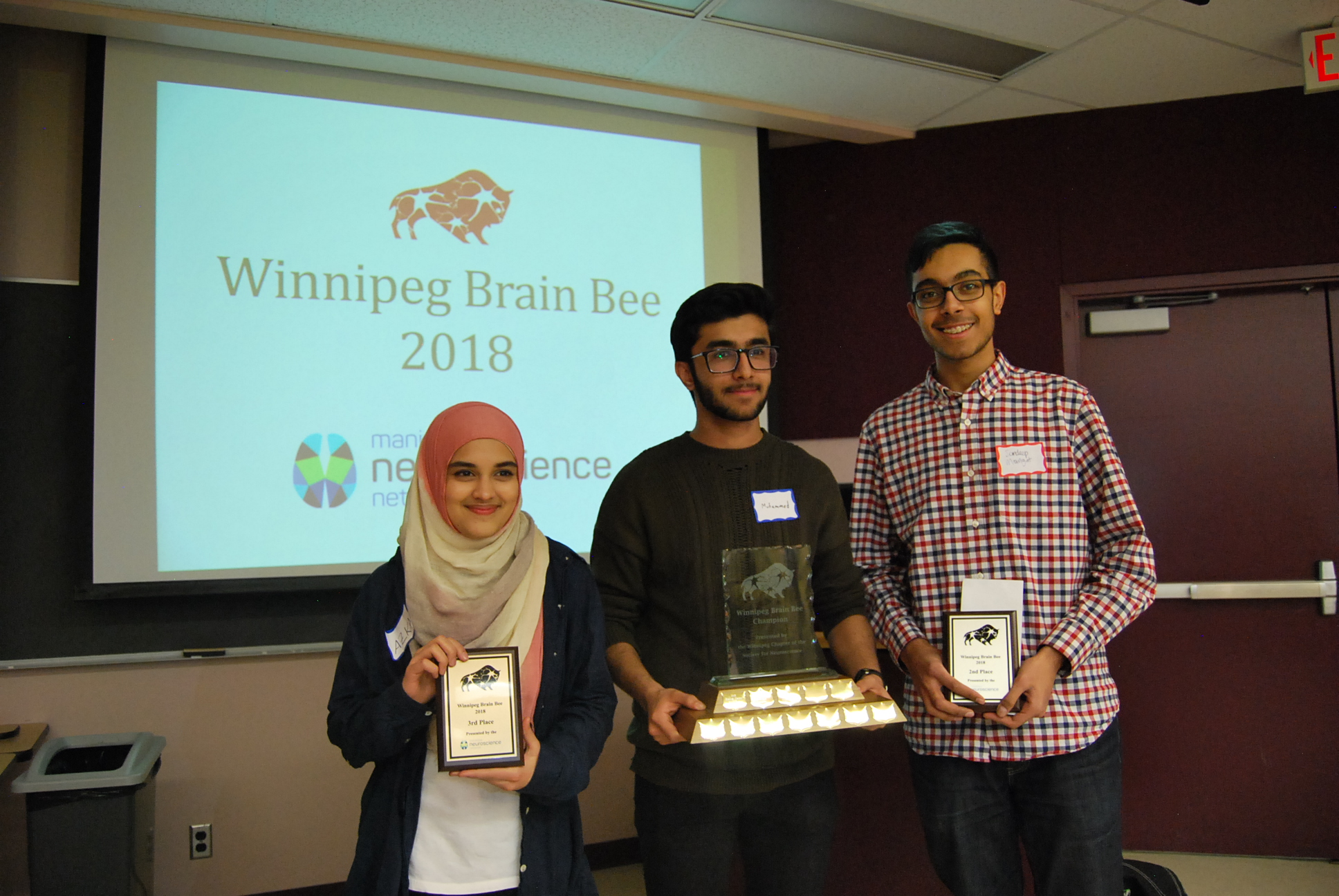 Winnipeg – Canadian National Brain Bee